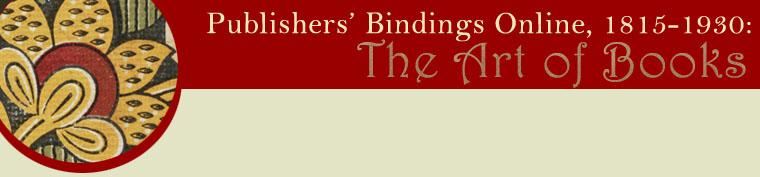 Publishers Bindings Online